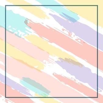 Color pastel de fondo de forma abstracta, cubiertas abstractas modernas, fondo abstracto colorido