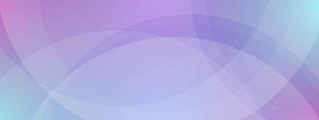 Colorido diseño de onda de tecnología círculo superpuesto fondo de red digital concepto de comunicación