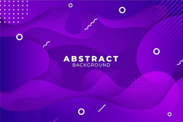 Colorido fondo abstracto púrpura