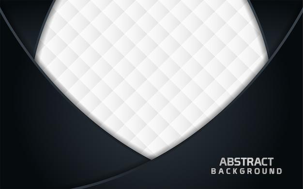 Combinación oscura abstracta con fondo texturizado de línea blanca