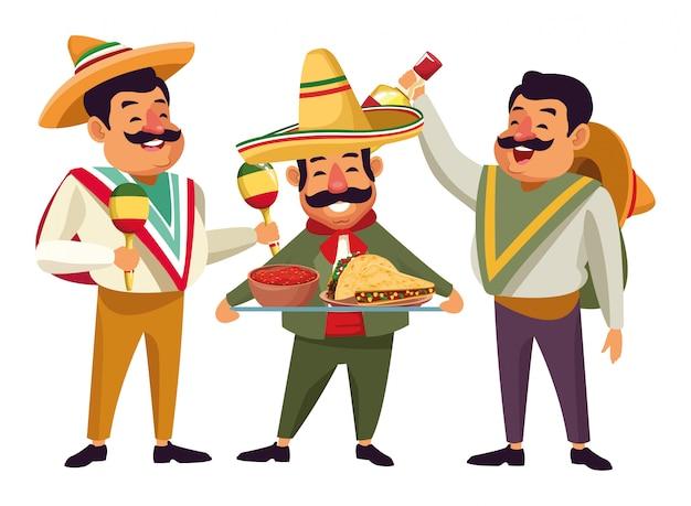 Comida mexicana y cultura tradicional