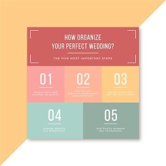 Cómo organizar tu boda perfecta