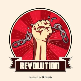 Composición clásica de revolución