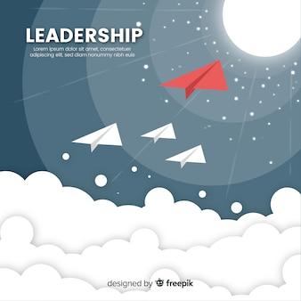 Composición moderna de liderazgo