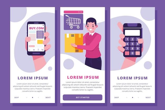 Compra la aplicación de incorporación en línea