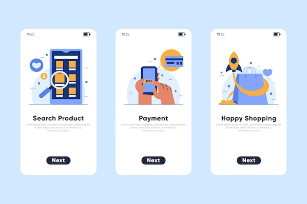 Compra concepto online