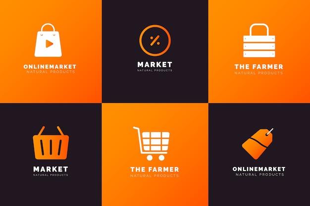 Comprar productos logotipo de empresa comercial