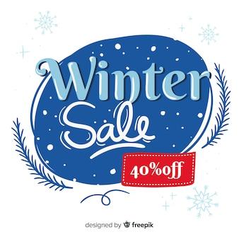 Compras de invierno