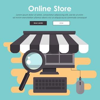 Compras móviles online