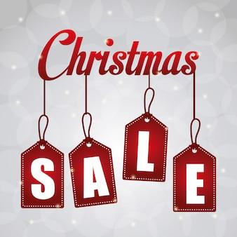 Compras navideñas ofertas y descuentos temporada.