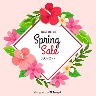 Compras de primavera