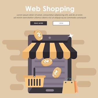 Compras web