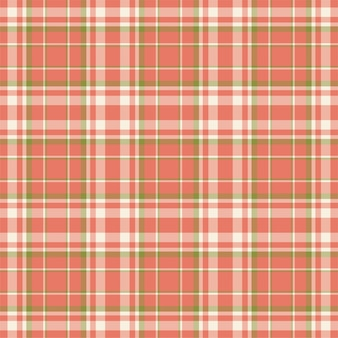 Compruebe el patrón sin costuras a cuadros. fondo de adorno textil. diseño de tejido plano. tartán.