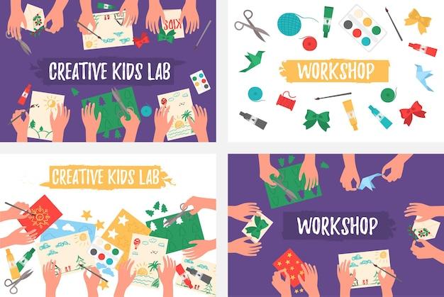Concepto de actividad preescolar en el aula