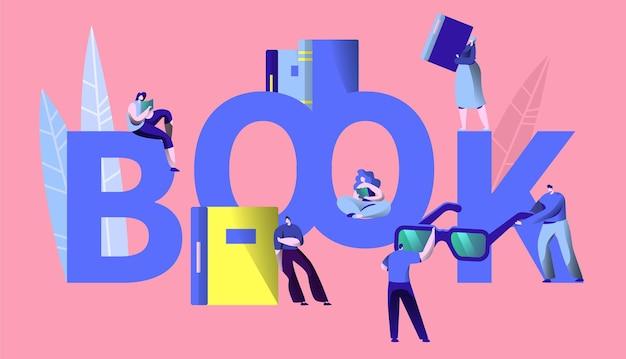 Concepto de aprendizaje del libro de lectura del estudiante