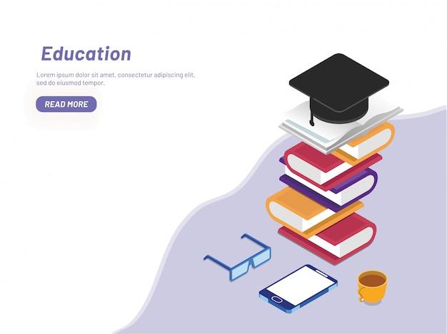 Concepto de aprendizaje en línea.
