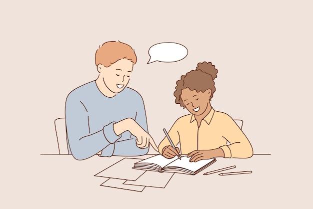 Concepto de aprendizaje del proceso educativo