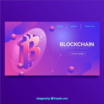 Concepto de blockchain