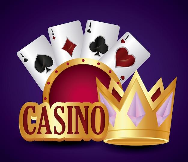 Concepto de casino