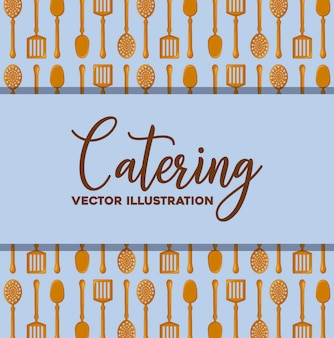 Concepto de catering