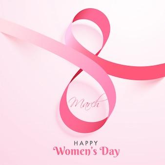 Concepto de celebraciones del día internacional de la mujer.