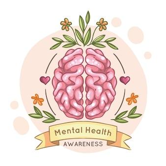 Concepto de conciencia de salud mental
