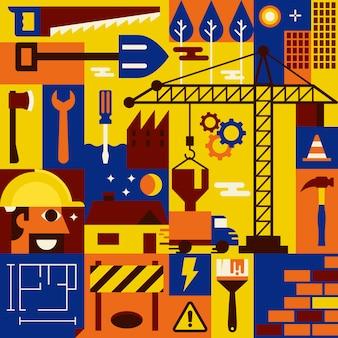 Concepto de construcción