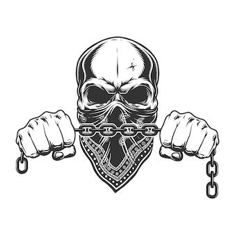 Concepto criminal vintage