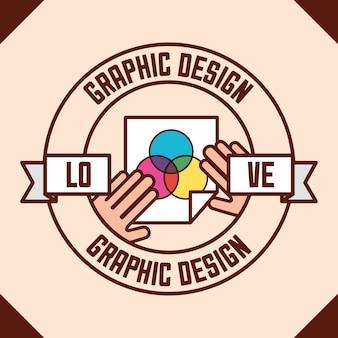 Lapiz color marco fotos y vectores gratis for Diseno grafico gratis
