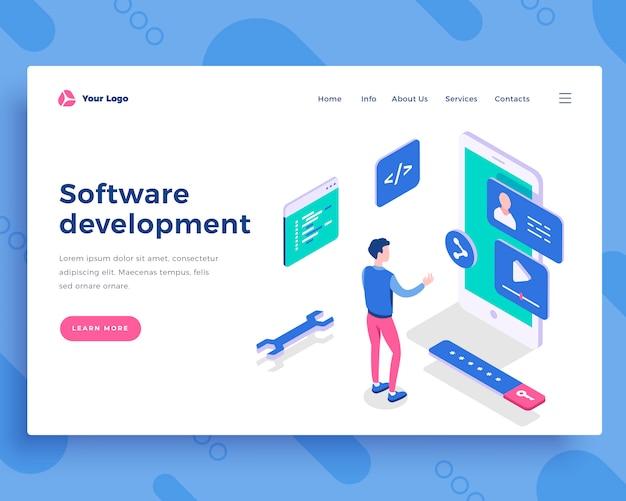 Concepto de desarrollo de software