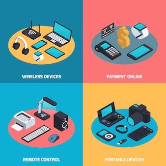 Concepto de diseño de control remoto