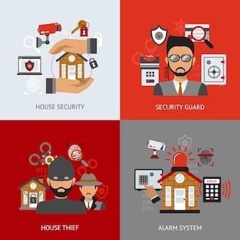 Concepto de diseño de seguridad