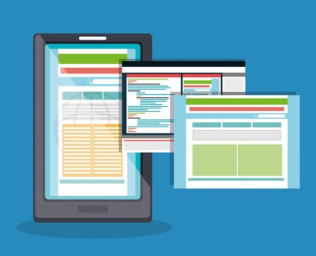 Concepto de diseño web