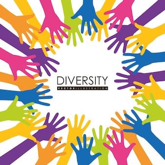 Concepto de diversidad