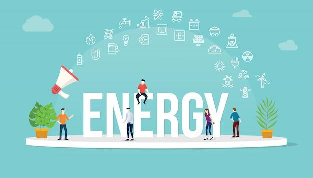 Concepto de energia