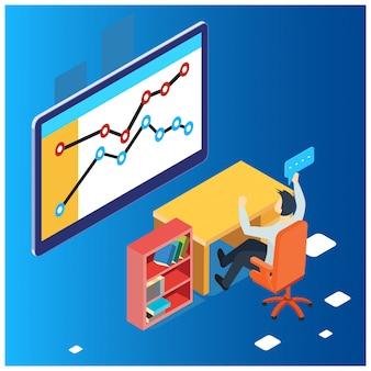 El concepto de estrategia empresarial.