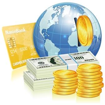 Concepto financiero global