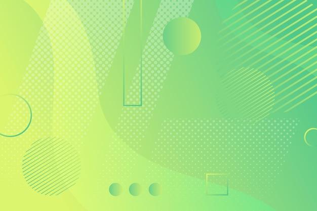 Concepto de fondo abstracto de semitono