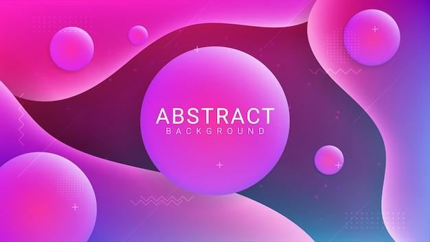 Concepto de fondo abstracto