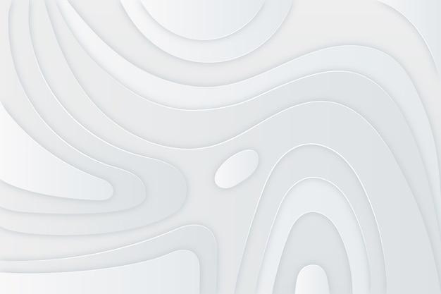 Concepto de fondo de estilo de papel 3d