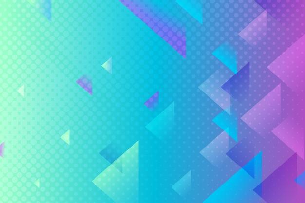 Concepto de fondo de pantalla de semitono abstracto