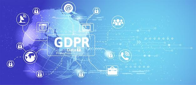 Concepto general de regulación de protección de datos.