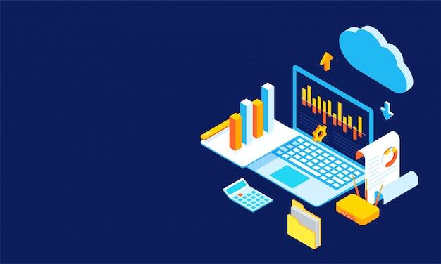 Concepto de gestión de datos.