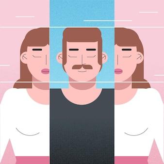 Concepto de identidad de género