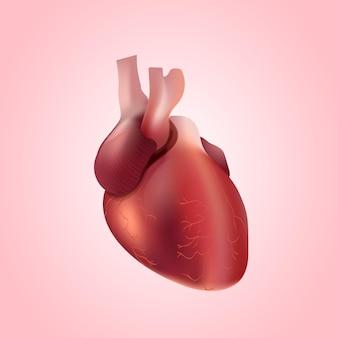 Concepto de ilustración de corazón