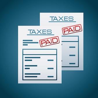 Concepto de impuestos