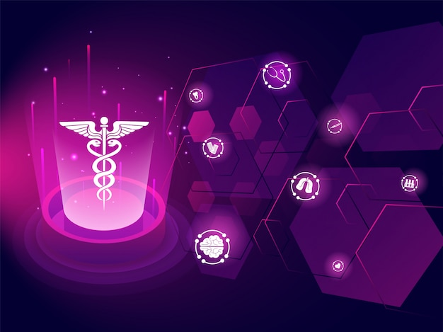 Concepto de innovación en biotecnología médica