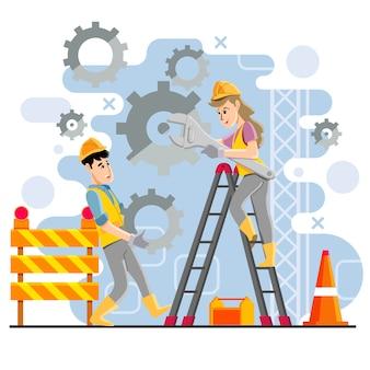 Concepto de mantenimiento