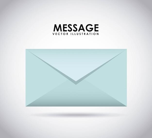 Concepto de mensaje