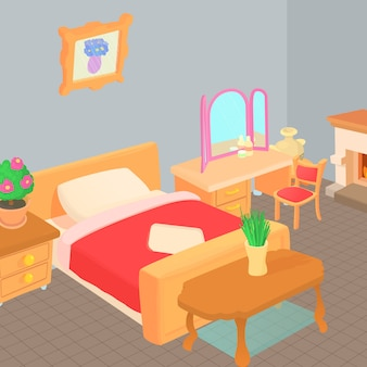 Concepto de mobiliario